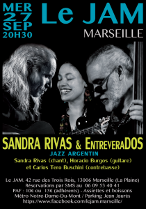 SANDRA RIVAS MER 27 SEPT 2017