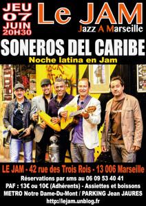 SONEROS DES CARIBE 03 NOV 2017