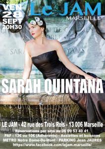 SARAH QUINTANA 23 MAI 2018
